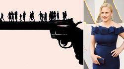 Contra epidemia de armas nos EUA, celebridades fazem protesto surpresa no