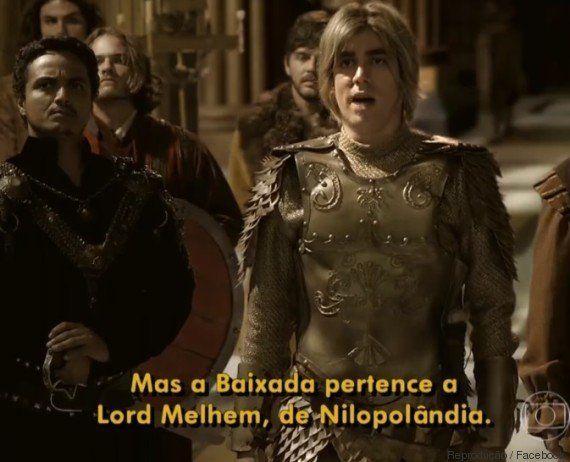 Marcelo Adnet cria 'Game of Nomes', série ainda mais confusa que 'Game of Thrones'