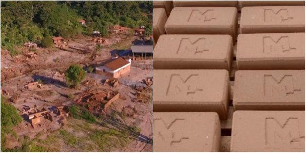 Projeto transforma lama de rompimento de barragem em tijolos para a reconstrução de