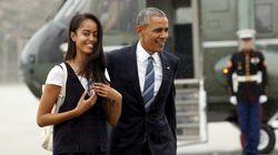 Seguindo os passos dos pais, Malia Obama vai estudar em