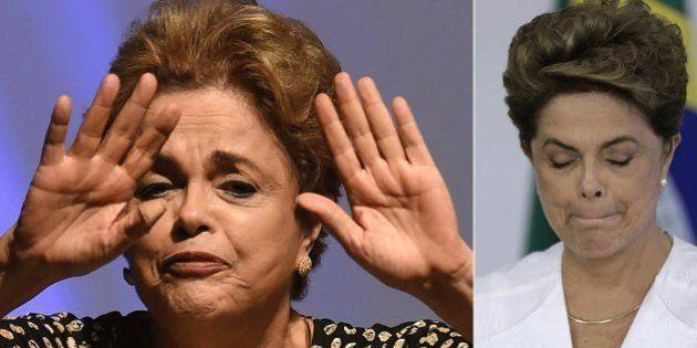 Senado aceita impeachment e afasta Dilma Rousseff da Presidência por 180