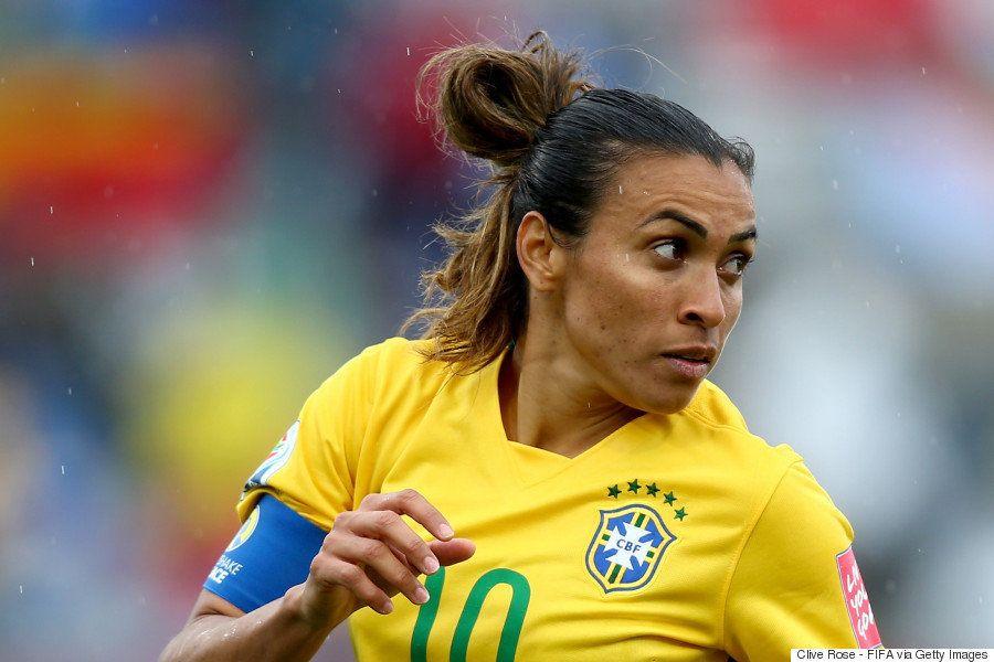 Rainha Marta, a mulher que derrubou Pelé do trono do futebol