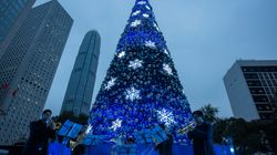 VLOG: Γιορτινες μέρες στο κοσμοπολίτικο Χονγκ