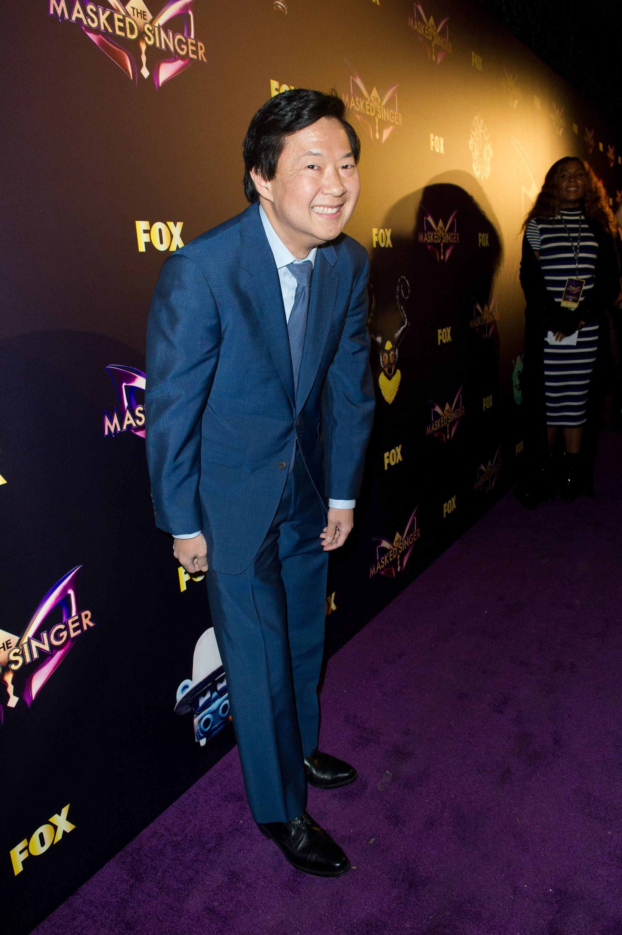 LOS ANGELES, CALIFORNIA - DECEMBER 13: Ken Jeong attends Fox's 'The Masked Singer' Premiere Karaoke Event at The Peppermint Club on December 13, 2018 in Los Angeles, California. (Photo by Rachel Luna/Getty Images)