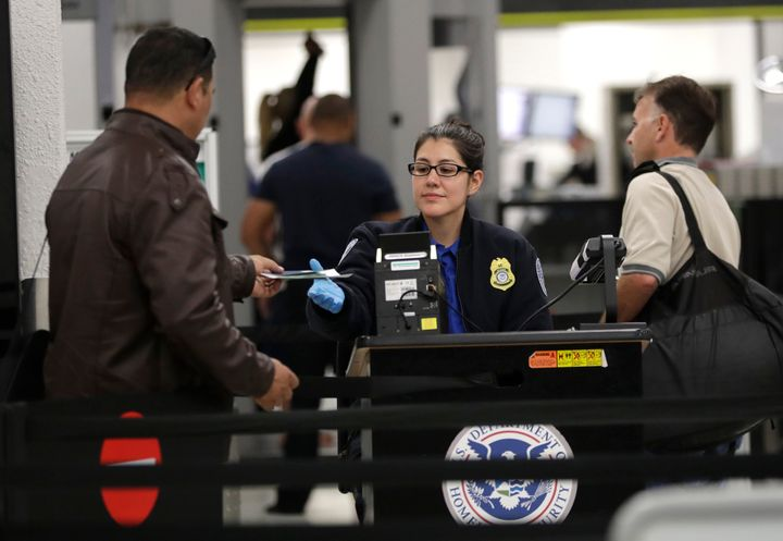 Many TSA agents have had to report to work without being paid throughout the shutdown. It will take an act of Congress to giv