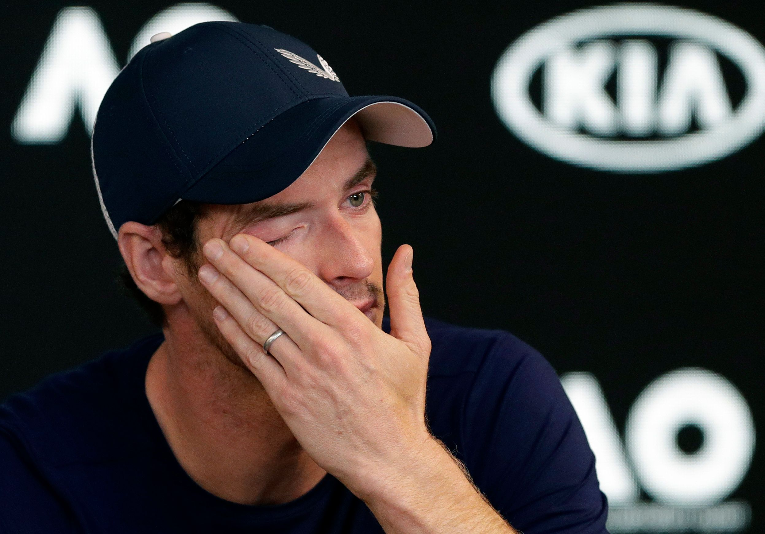 Watch Andy Murray Tearfully Announce He's In So Much Pain He Might Have To Retire This