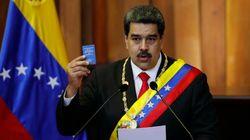 Venezuela: Maduro investi pour un deuxième mandat dans un pays