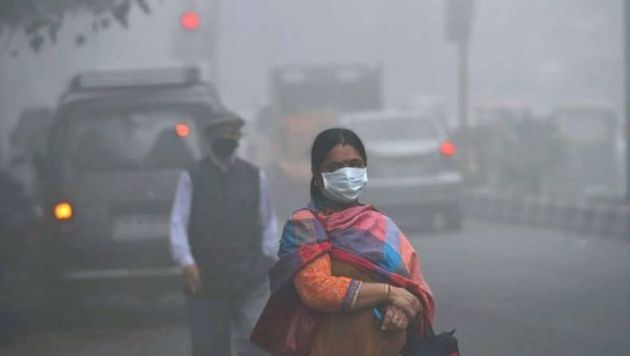 Delhi Air Quality Deteriorates To 'Very Poor' Category,