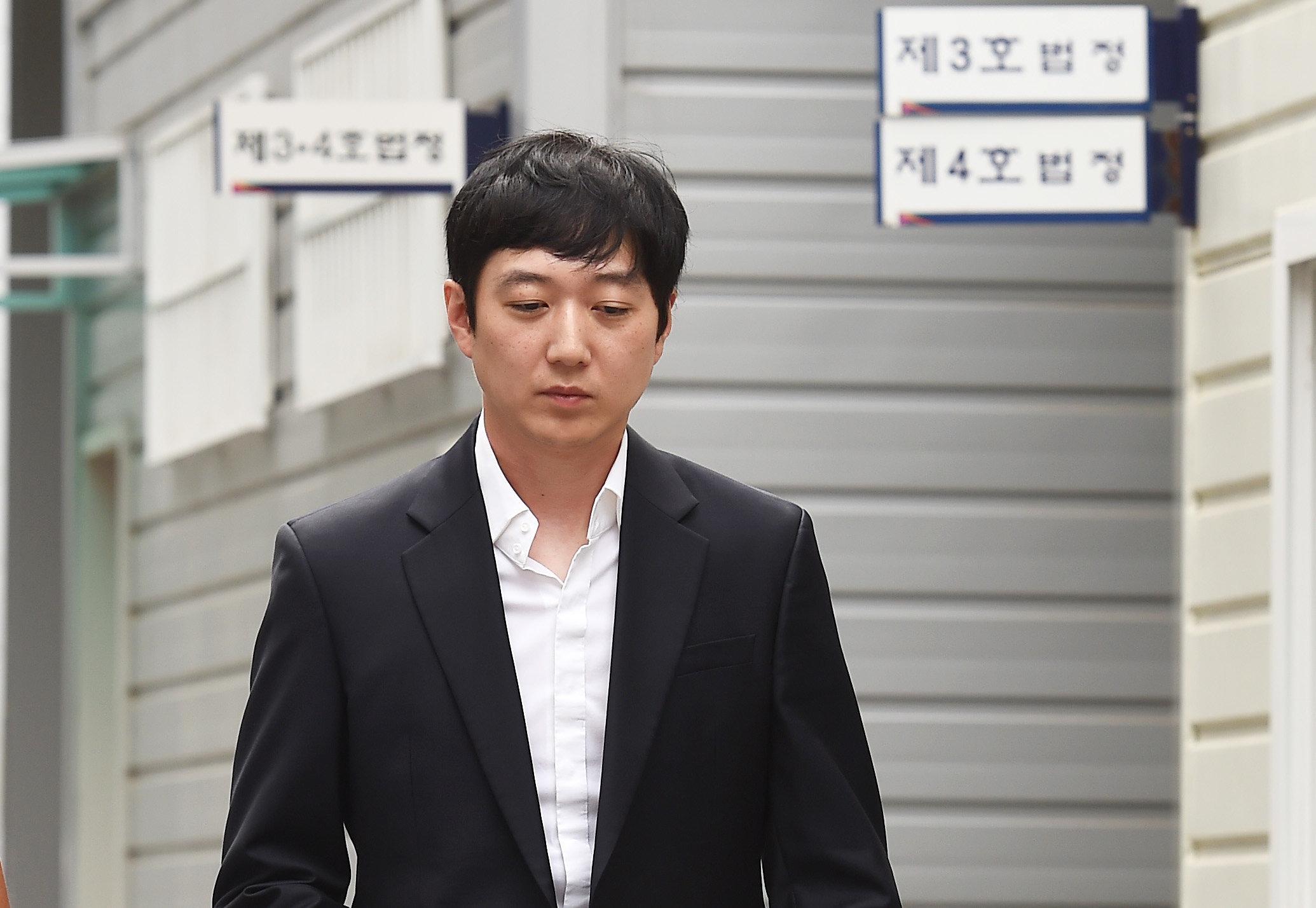 '상습 성폭력 의혹' 조재범 전 코치의 가족이 입장을