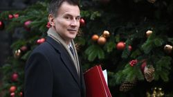 Jeremy Hunt Warns 'Brexit Paralysis' Could Lead To Remain Or