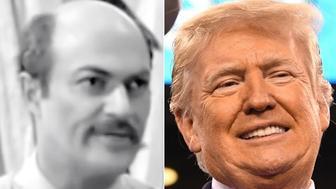Walter Trump, Donald Trump