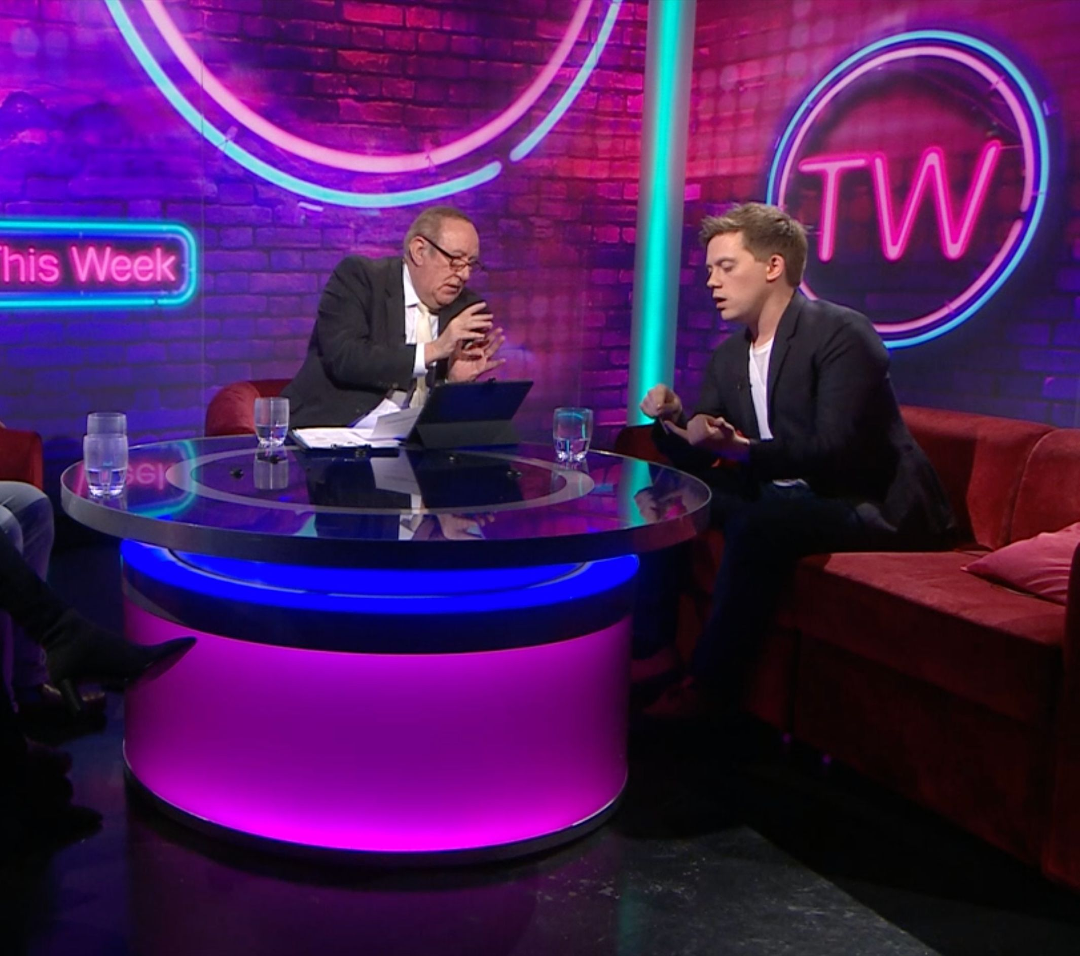 Stop What You're Doing And Watch Owen Jones' Spectacular Confrontation With Andrew