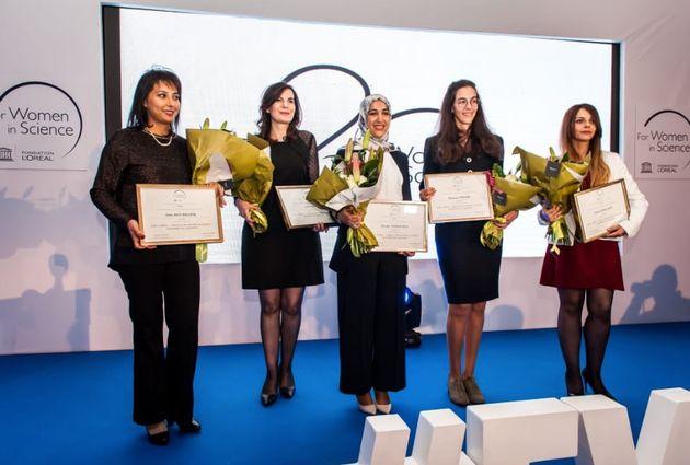 Deux Tunisiennes récompensées par le prix L'Oréal-UNESCO