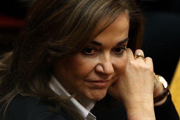 Η Μπακογιάννη υποψήφια Γενική Γραμματέας του Συμβουλίου της
