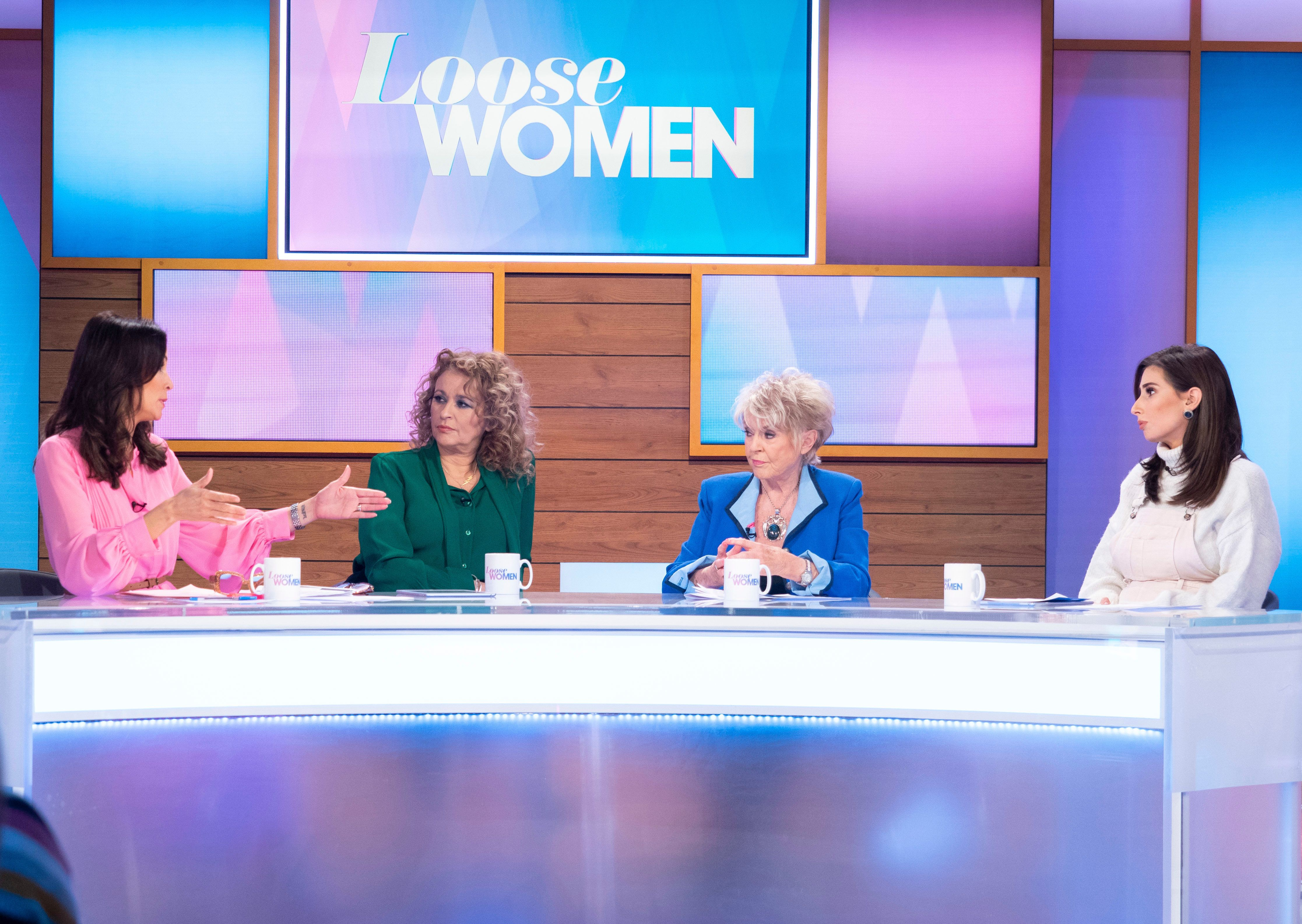 'Loose Women' Sparks Backlash Over Comments During Trans