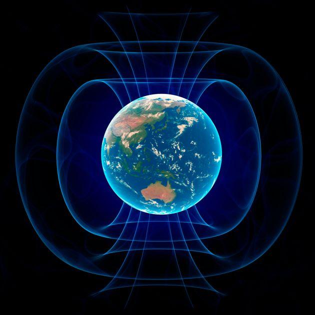To μαγνητικό πεδίο της Γης συμπεριφέρεται περίεργα, και οι γεωλόγοι δεν είναι σίγουροι