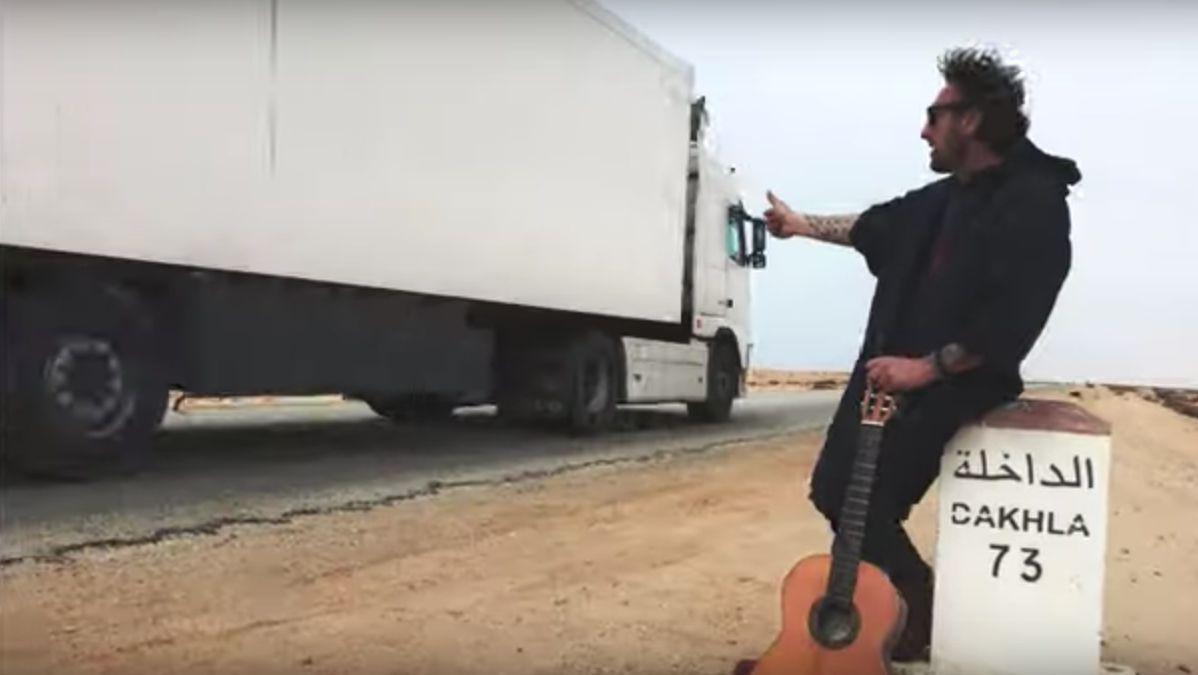 """""""Paris-Dakhla"""": Le chanteur français Pep's signe son retour avec un album en hommage au"""
