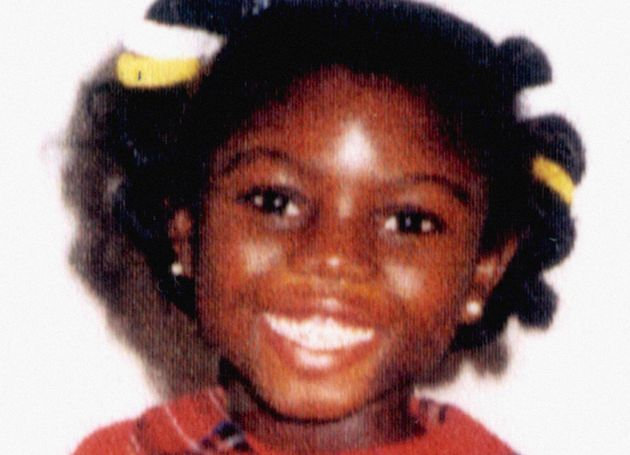 Victoria Climbie, who was murdered aged 11 by her aunt and her aunt's boyfriend, who believed she...