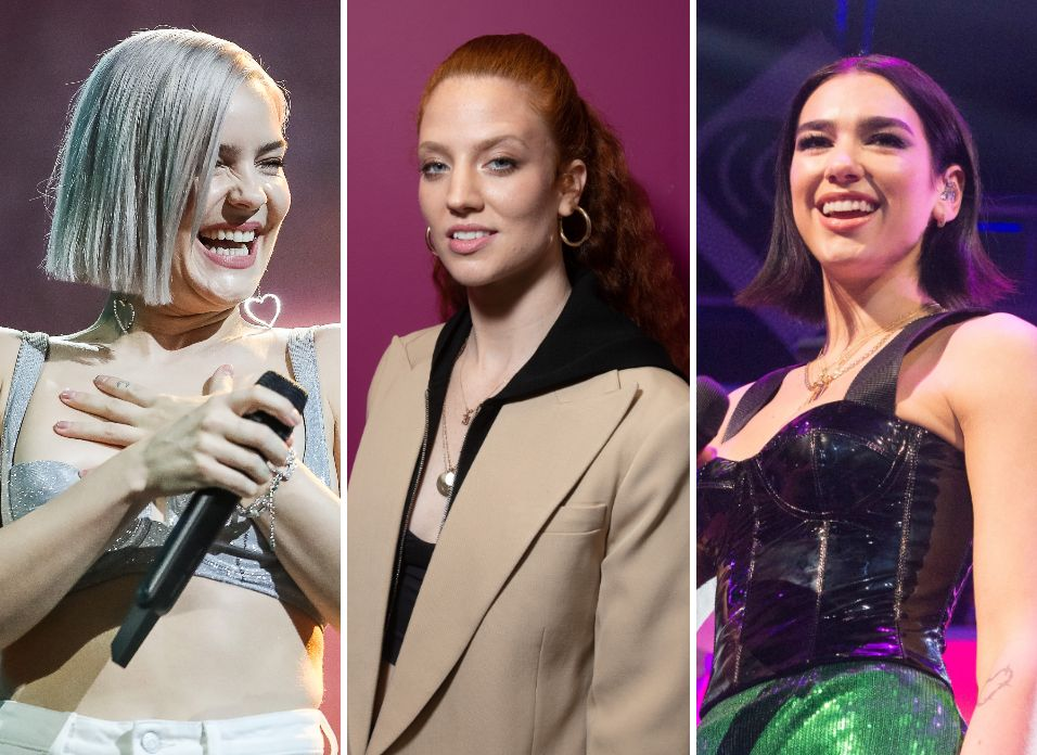 British Female Talent Reigns Supreme As This Year's Brit Awards Nominees Are
