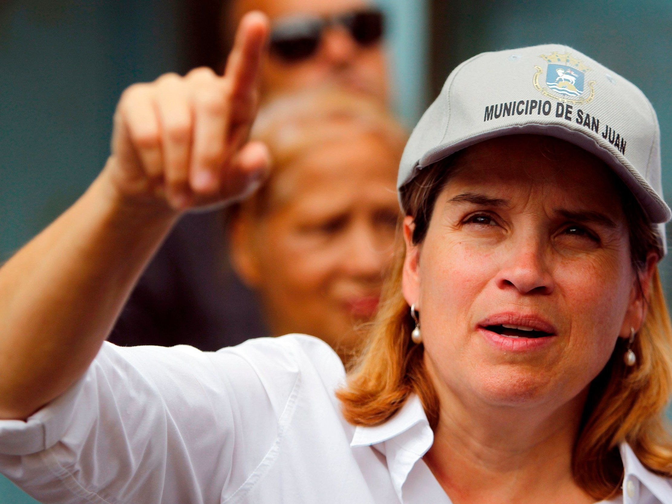 San Juan Mayor Carmen Yulin Cruz has been critical of President Donald Trump's response to disasters in Puerto Rico