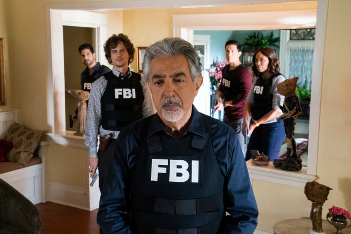 "Joe Mategna has played David Rossi on ""Criminal Minds"" since 2007."