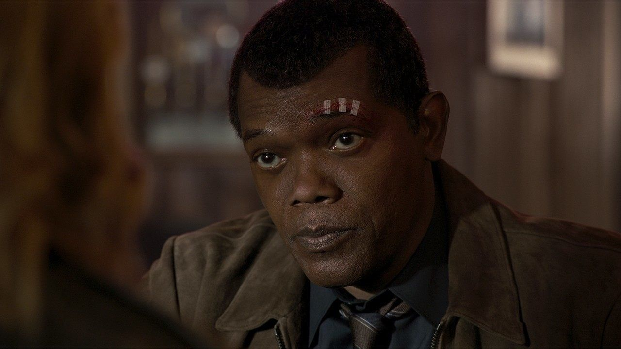 Samuel L. Jackson Drops Major