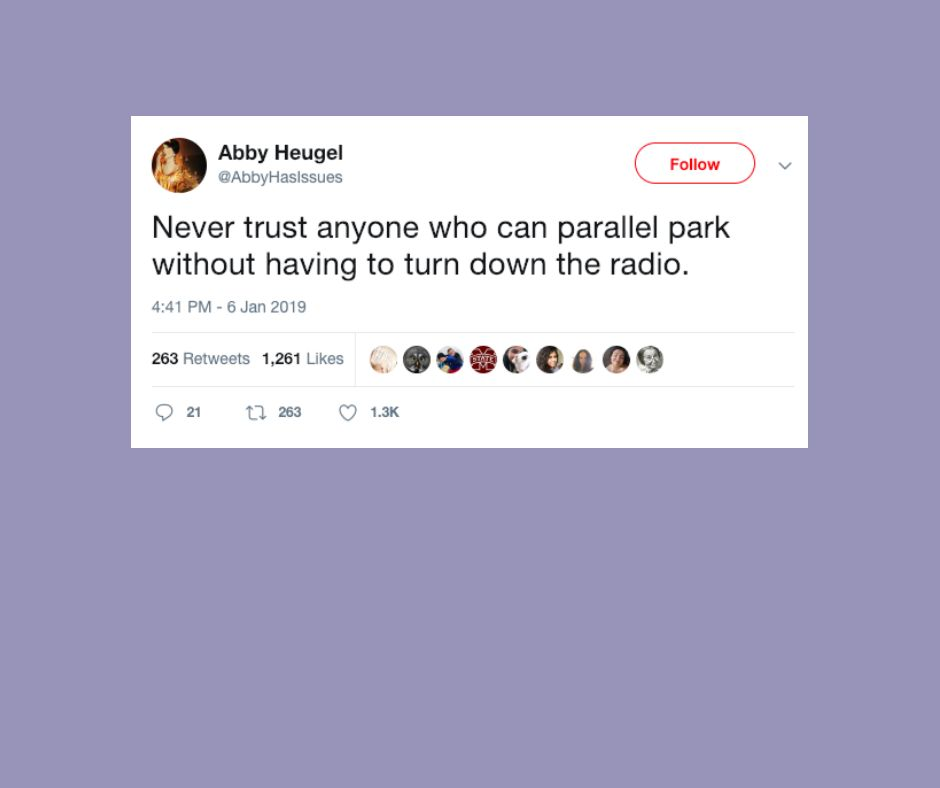 The 20 funniest tweets from women this week.