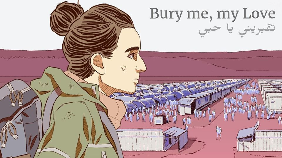 'Bury Me, My Love' On The Nintendo Switch Is Harrowing—As It's Meant To