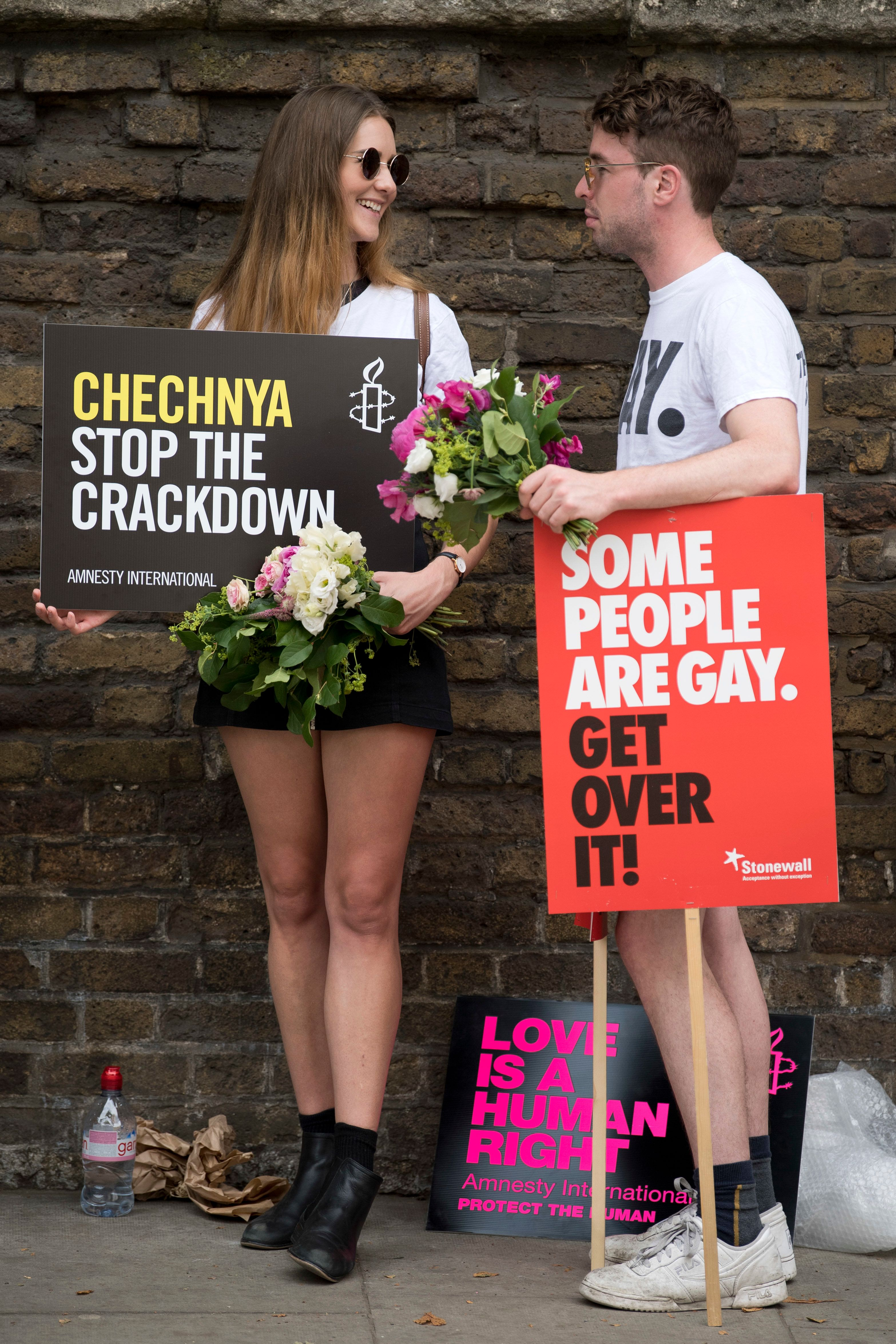Several LGBTQ People Reportedly Detained In Russia's Chechnya Region