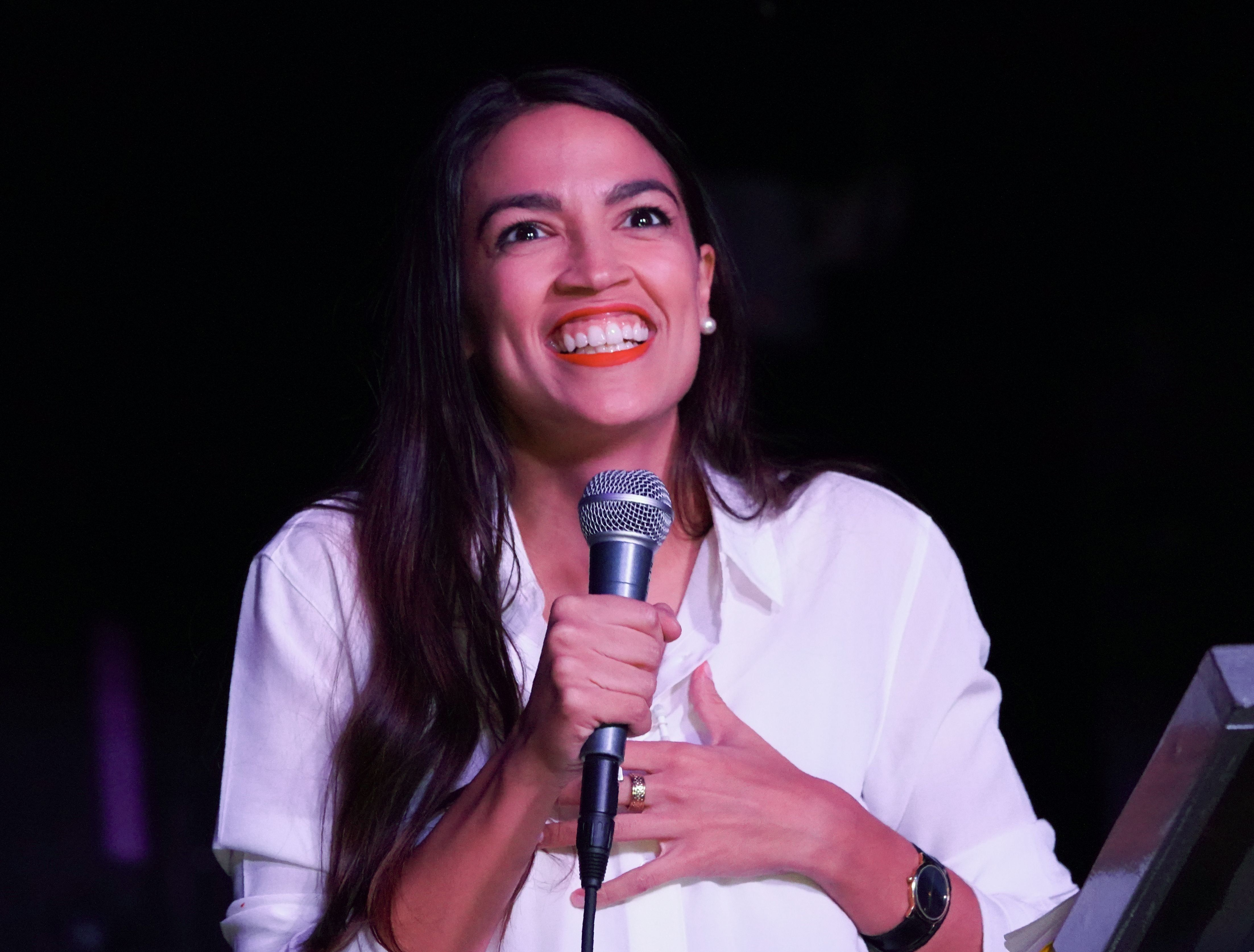 Freshman Rep. Alexandria Ocasio-Cortez (D-N.Y.) has suggested bringing back a top marginal tax rate of 70 percent for the ult