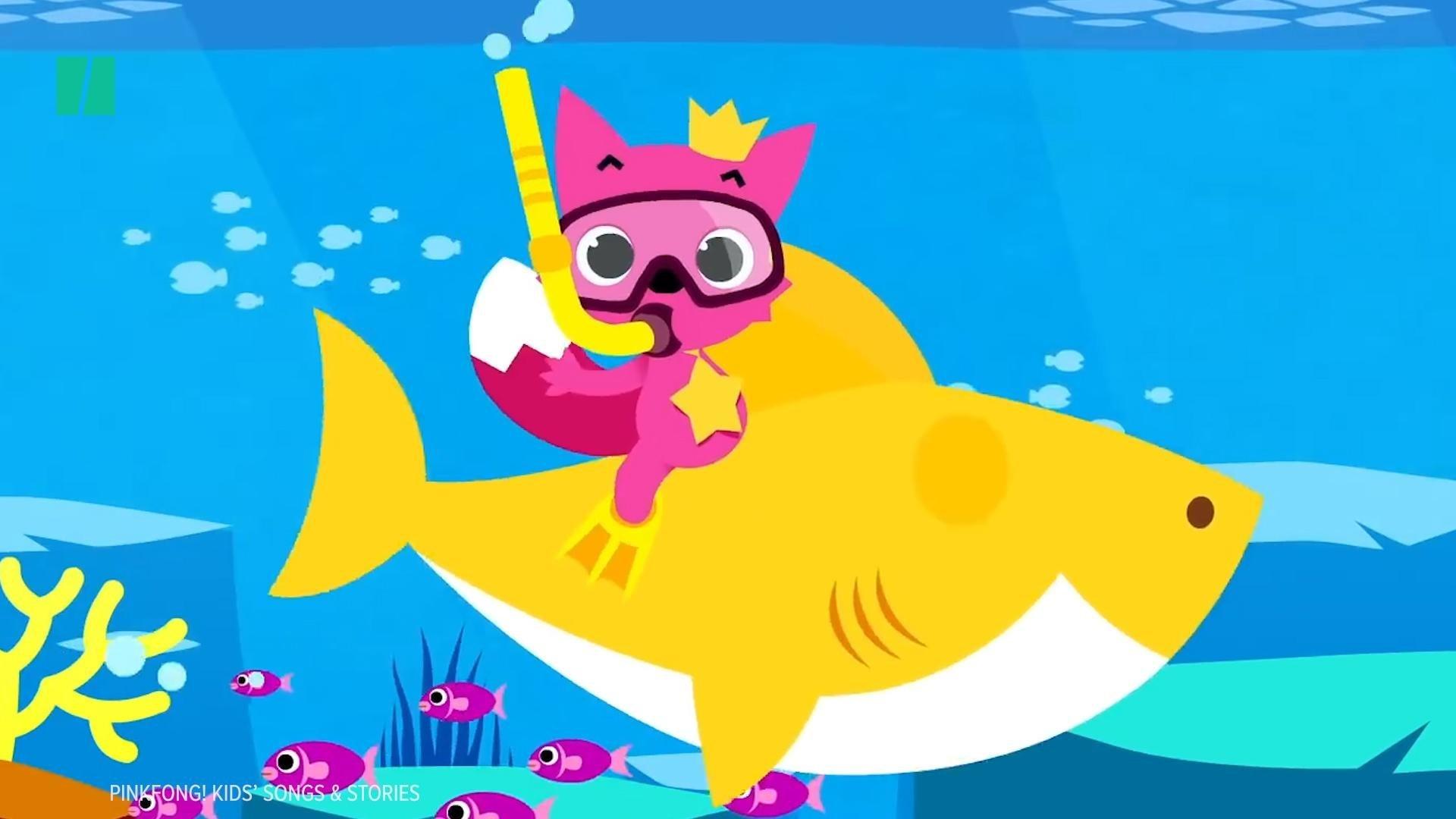 The Viral Success Of 'Baby Shark'