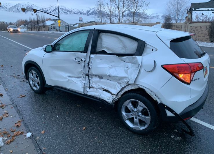 Blindfolded Utah Teen Crashes Car Doing The 'Bird Box' Challenge