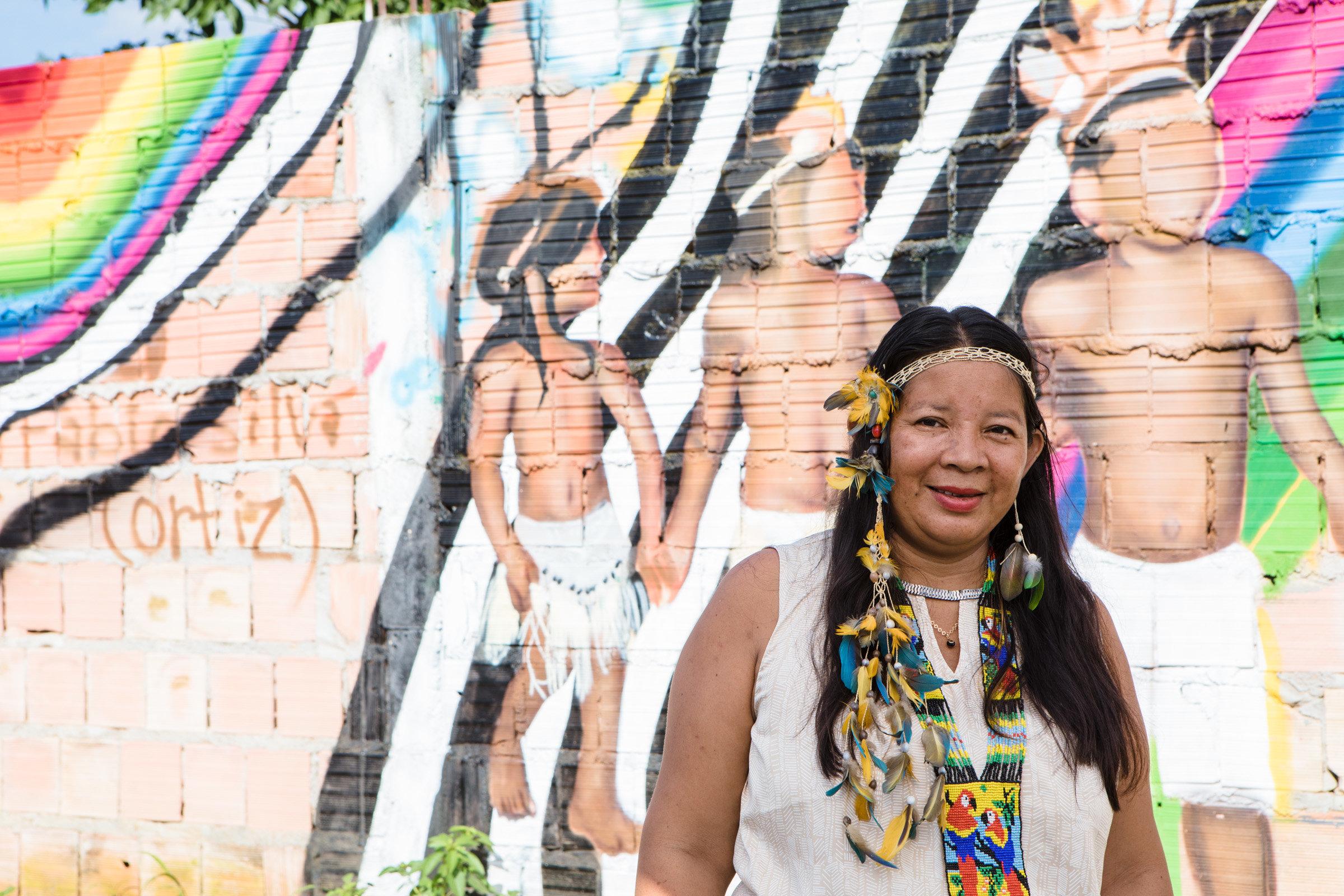 A professora que luta pela alfabetização em tribos indígenas no