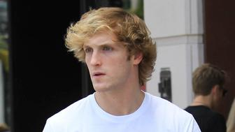 Photo by: STRF/STAR MAX/IPx 2018 5/26/18 Logan Paul is seen in Beverly Hills, CA.