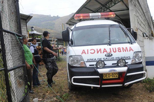 Ισημερινός: 17 νεκροί σε φωτιά σε κλινική