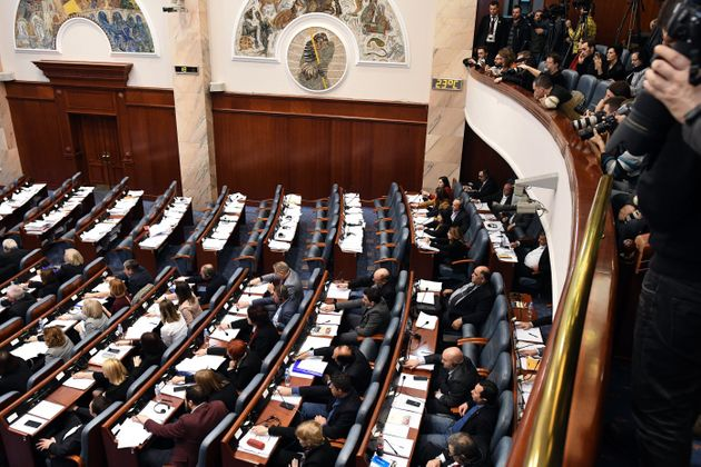 ΠΓΔΜ: Αντιδράσεις για την έγκριση των συνταγματικών αλλαγών στη βάση της συμφωνίας των