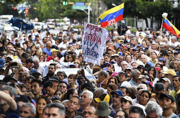 Venezuela: appel à une mobilisation pour un
