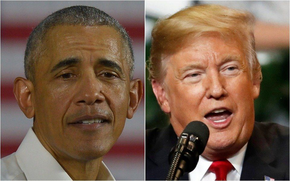 Obama Photographer Points Out Problem With Walls To Trump In Wheelie Funny