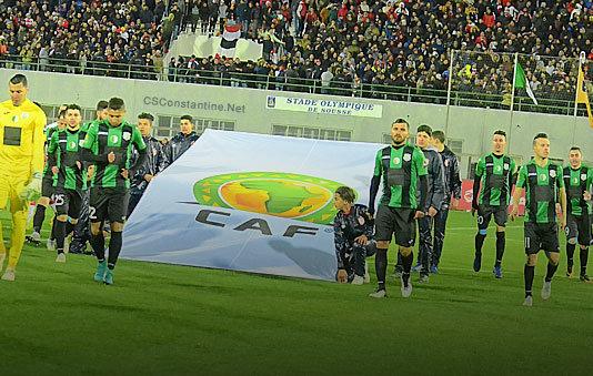 Ligue des champions : le CS Constantine s'impose face au Club