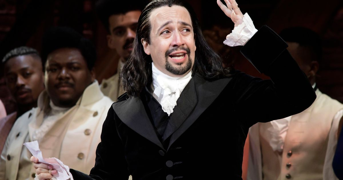 Lin-Manuel Miranda Takes 'Hamilton' To Puerto Rico With Big Opening Night