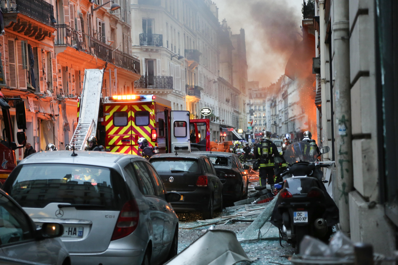 Explosion rue de Trévise: Des habitants de l'immeuble