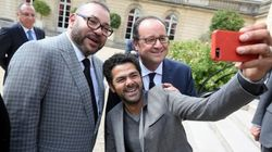 """""""Il a beaucoup d'esprit"""": quand Jamel Debbouze parle du roi Mohammed"""