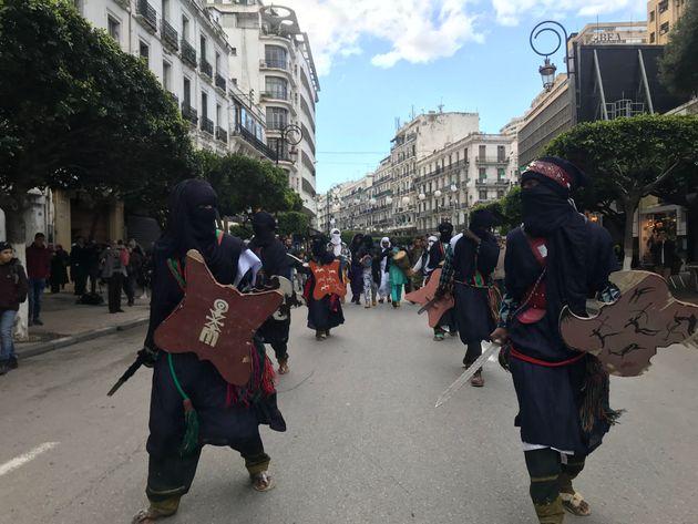 Alger en fête à l'occasion de Yennayer (Photos et