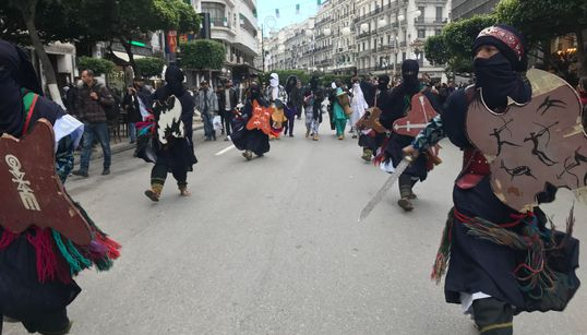 Alger en fête à l'occasion de Yennayer (Photo et
