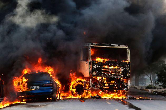 Onda de violência no Ceará entra no 11º dia neste