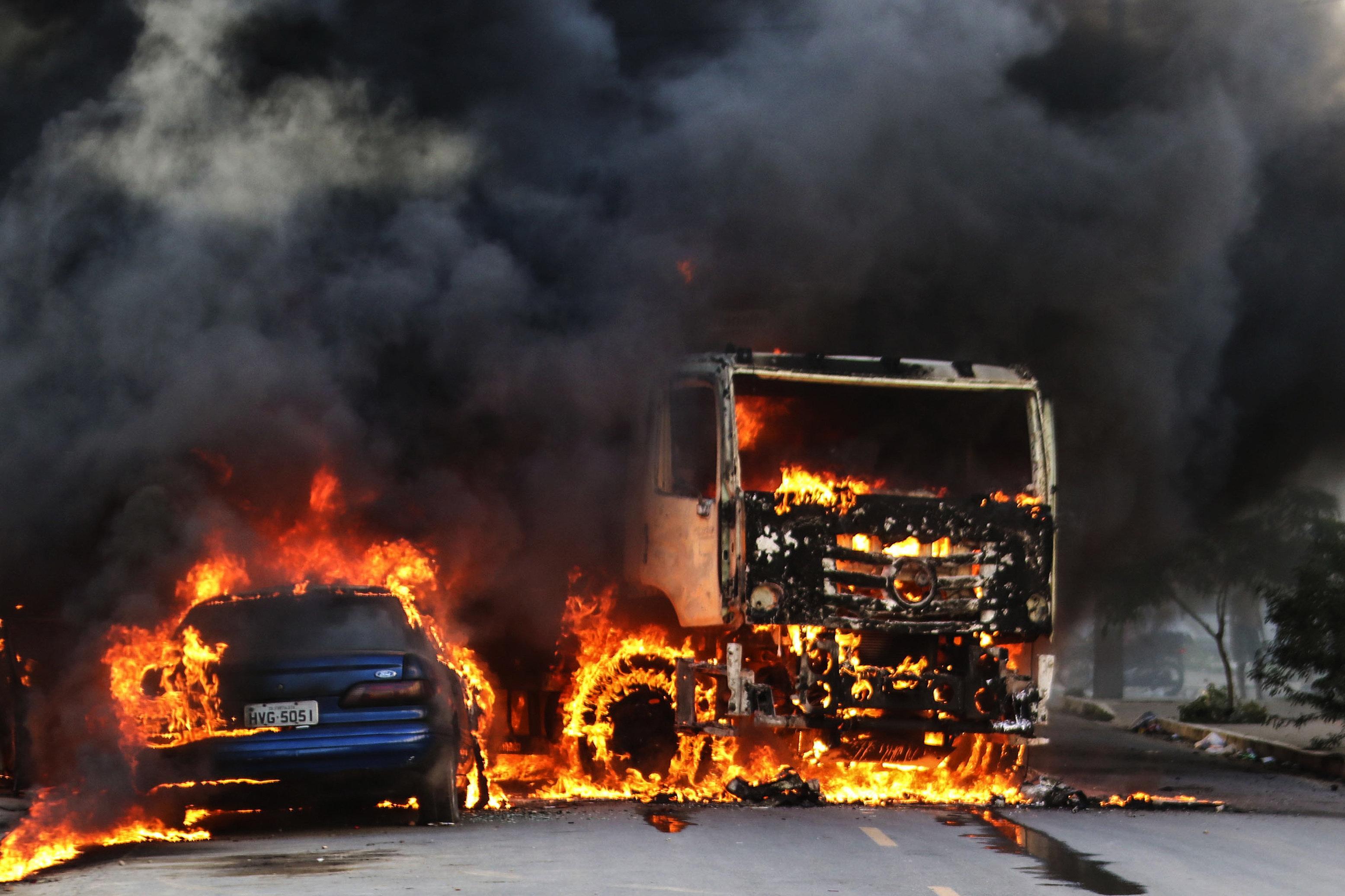 Governador do Ceará é responsável por onda de violência, diz