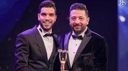 Le Marocain Walid Azaro élu meilleur joueur professionnel par un magazine