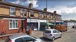 Three Injured After Armed Raid At Manchester
