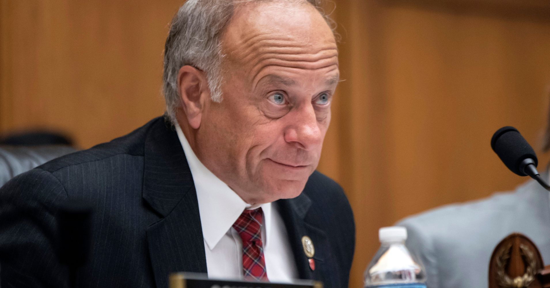 Congressional Black Caucus Calls For White Supremacist Steve King To Face Consequences - HuffPost