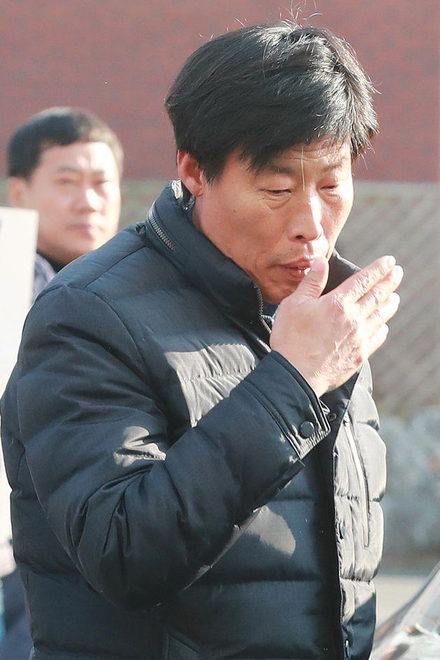 '가이드 폭행' 박종철 의원은 자유한국당에 영원히 못